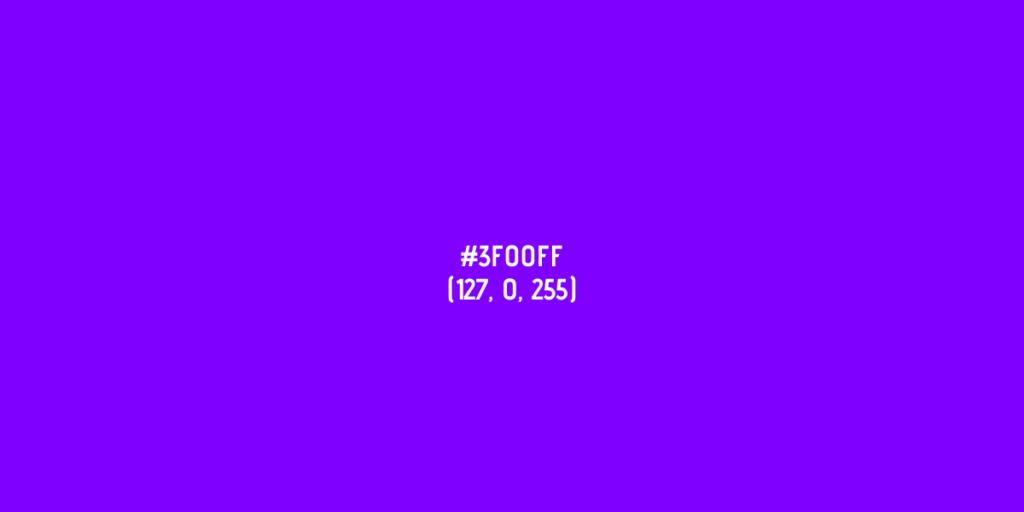Psicología y significado del color violeta