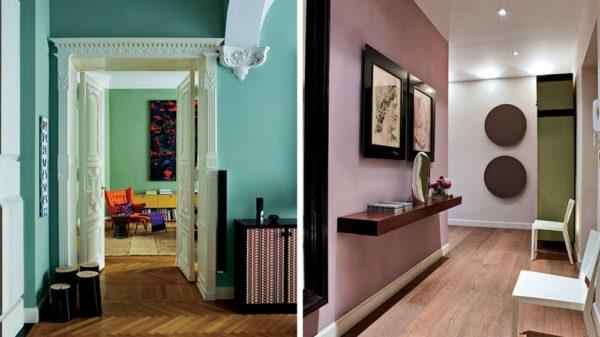 Cómo elegir un color de pintura para cada habitación de tu casa