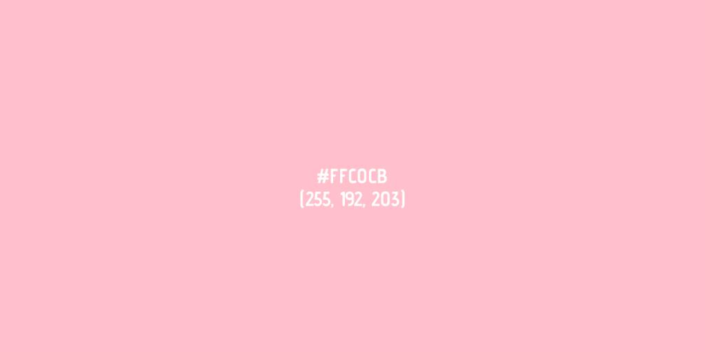 Psicología y significado del color rosa